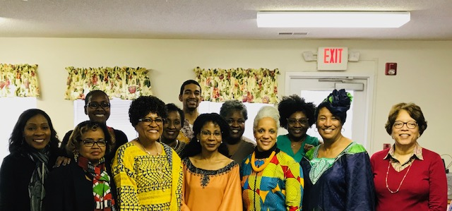 An Evening of African Culture at Elders Peak