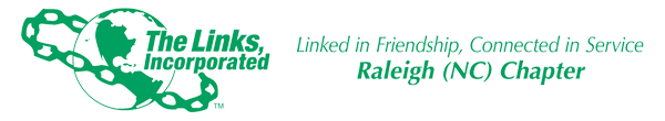 The Raleigh (NC) Chapter of The Links, Incorporated