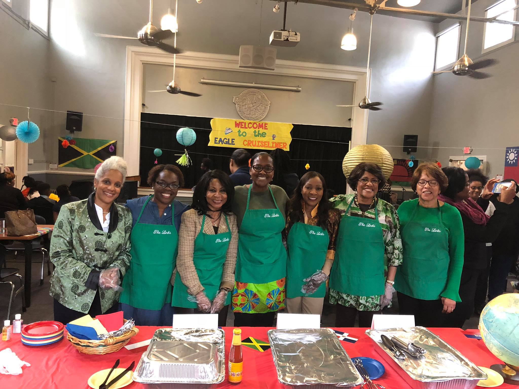 Multicultural Night at Hope Charter Leadership Academy