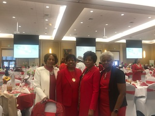 Fayetteville Chapter's 25th Anniversary Friendship Luncheon